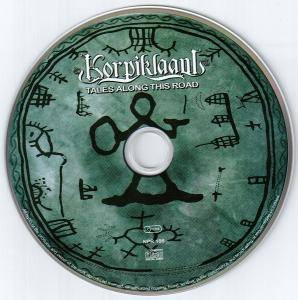 Korpiklaani: Tales Along This Road (CD) - Bild 3
