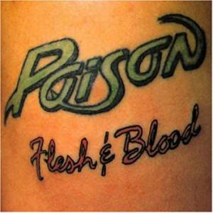 Poison: Flesh & Blood - Cover