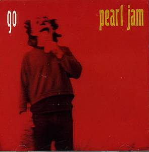 Pearl Jam: Go - Cover