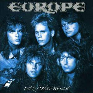Europe: Out Of This World (CD) - Bild 1