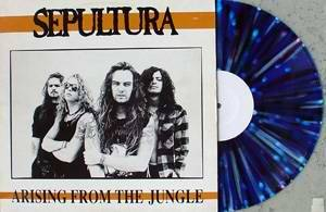 Sepultura: Arising From The Jungle - Cover