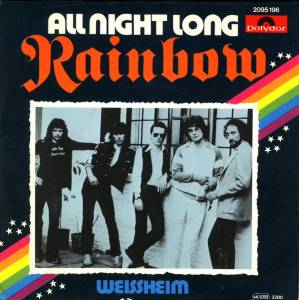 Rainbow: All Night Long - Cover