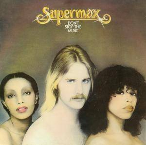 Cover - Supermax: Don't Stop The Music