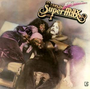 Cover - Supermax: Fly With Me