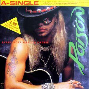 Poison: Every Rose Has Its Thorn - Cover