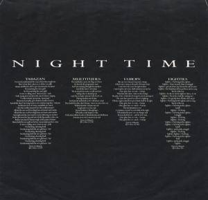 Killing Joke: Night Time (LP) - Bild 5