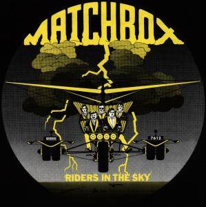 Matchbox: Riders In The Sky - Cover