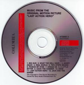 Last Action Hero (CD) - Bild 3