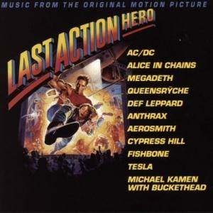 Last Action Hero - Cover