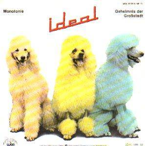 Ideal: Monotonie - Cover