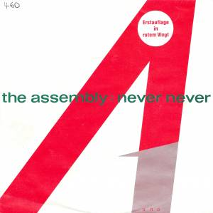 Cover - Assembly, The: Never Never
