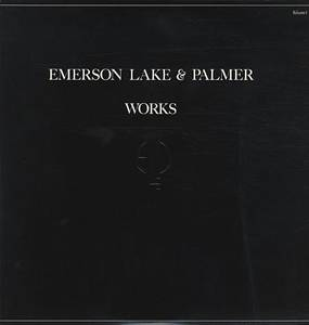 Emerson, Lake & Palmer: Works Volume 1 (2-LP) - Bild 1