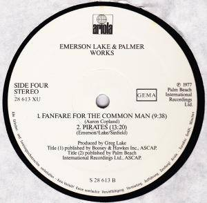 Emerson, Lake & Palmer: Works Volume 1 (2-LP) - Bild 10