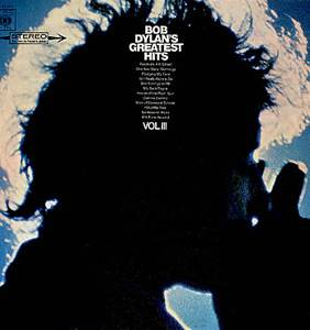 Bob Dylan: Greatest Hits Vol. III - Cover