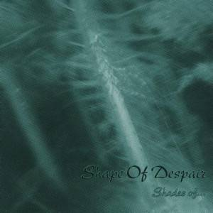 Shape Of Despair: Shades Of... - Cover