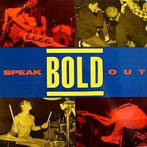 Cover - Bold: Speak Out