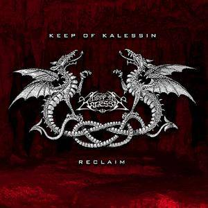 Keep Of Kalessin: Reclaim - Cover