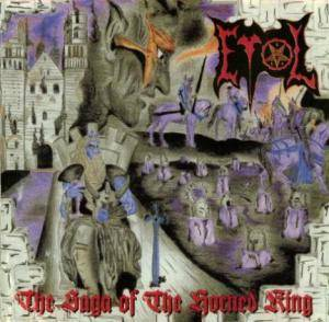 Cover - Evol: Saga Of The Horned King, The