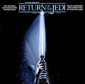 John Williams: Return Of The Jedi - Cover