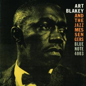 Cover - Art Blakey & The Jazz Messengers: Moanin'