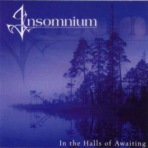 Insomnium: In The Halls Of Awaiting - Cover