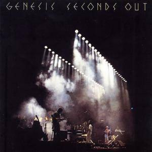 Genesis: Seconds Out - Cover