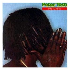 Peter Tosh: Mystic Man - Cover