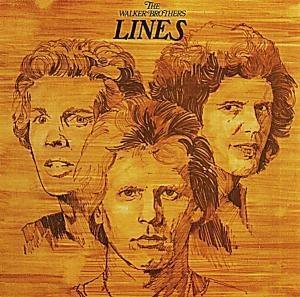 Walker Brothers, The: Lines - Cover
