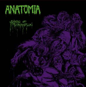 Cover - Anatomia: Shreds Of Putrefaction