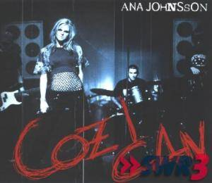 Cover - Ana Johnsson: Coz I Can