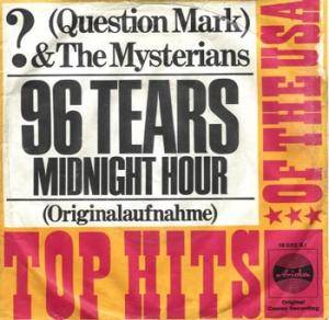 Cover - Question Mark & The Mysterians: 96 Tears / Midnight Hour