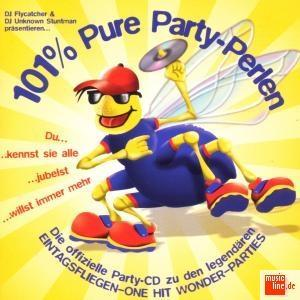 101% Pure Party-Perlen - Cover