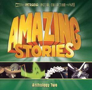 Cover - Jerry Goldsmith: Amazing Stories - Anthology Two