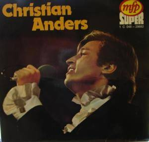 Cover - Christian Anders: Geh' Nicht Vorbei