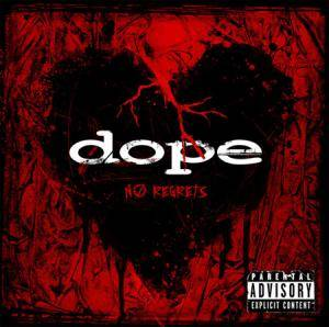 Cover - Dope: No Regrets