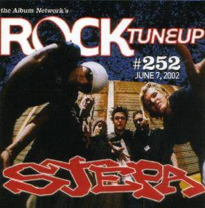 Cover - Brand New Sin: Album Network 252 - Rock Tune Up 252