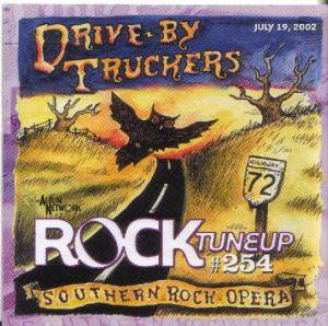 Album Network 254 - Rock: TuneUp 254 - Cover