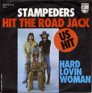 Cover - Stampeders: Hit The Road Jack