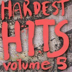 Cover - Secession: Hardest Hits Vol 5