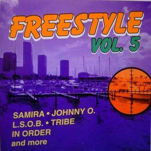Freestyle Vol. 05 - Cover