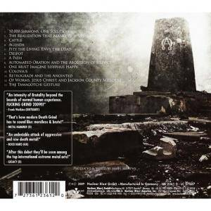Success Will Write Apocalypse Across The Sky: The Grand Partition And The Abrogation Of Idolatry (CD) - Bild 2