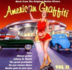 Cover - Monotones, The: American Graffiti Vol. 2