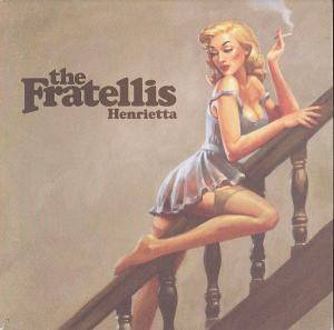 Cover - Fratellis, The: Henrietta