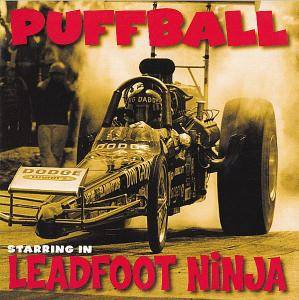 Cover - Puffball: Leadfoot Ninja