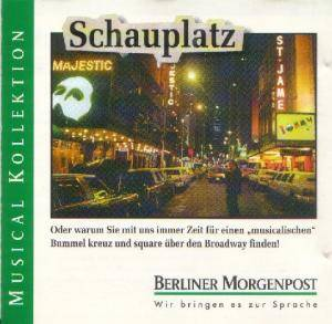 Cover - Jerry Bock & Sheldon Harnick: Berliner Morgenpost Musical Kollektion