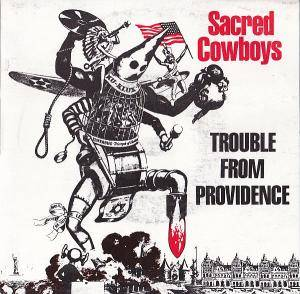 Sacred Cowboys: Trouble From Providence - Cover