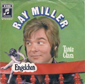 Ray Miller: Engelchen - Cover