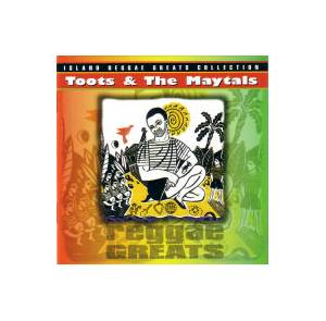 Cover - Toots & The Maytals: Reggae Greats