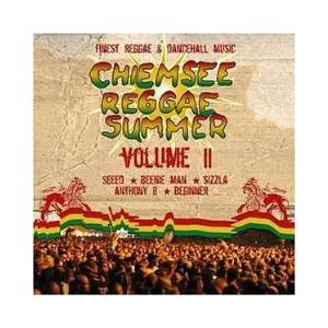 Cover - Cocoa Tea: Chiemsee Reggae Summer Volume II