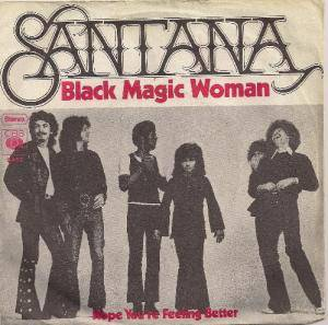 Santana: Black Magic Woman - Cover